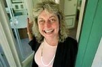 Joan Brock, August, 2008